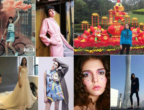 Dasha — первый модельный опыт в 14 лет, Гуанчжоу, Китай.