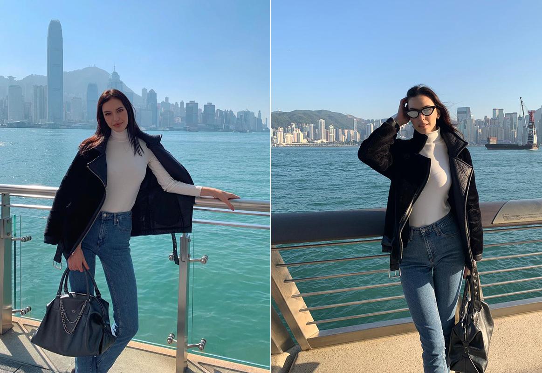 IrinaI hongkong